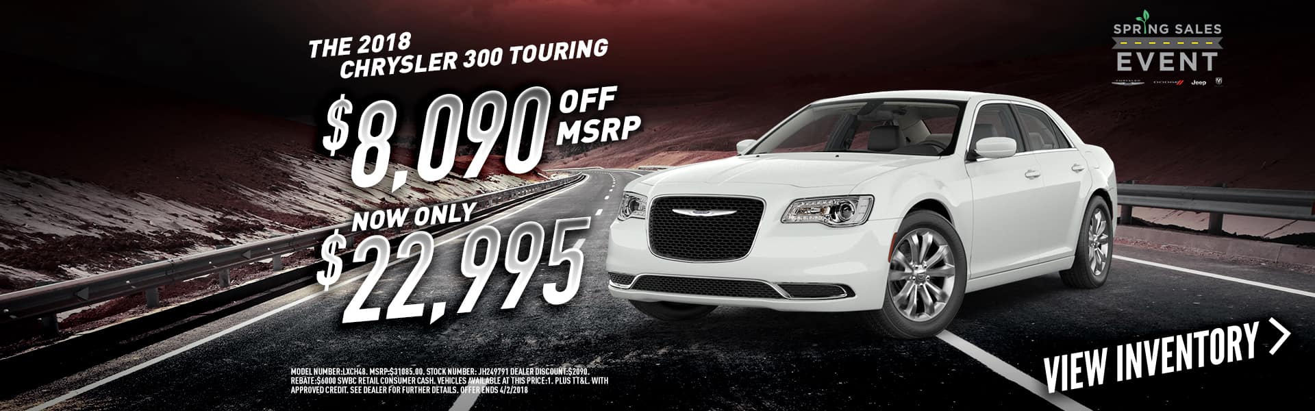 2018-beaumont-tx-for-sale-chrysler-300-touring