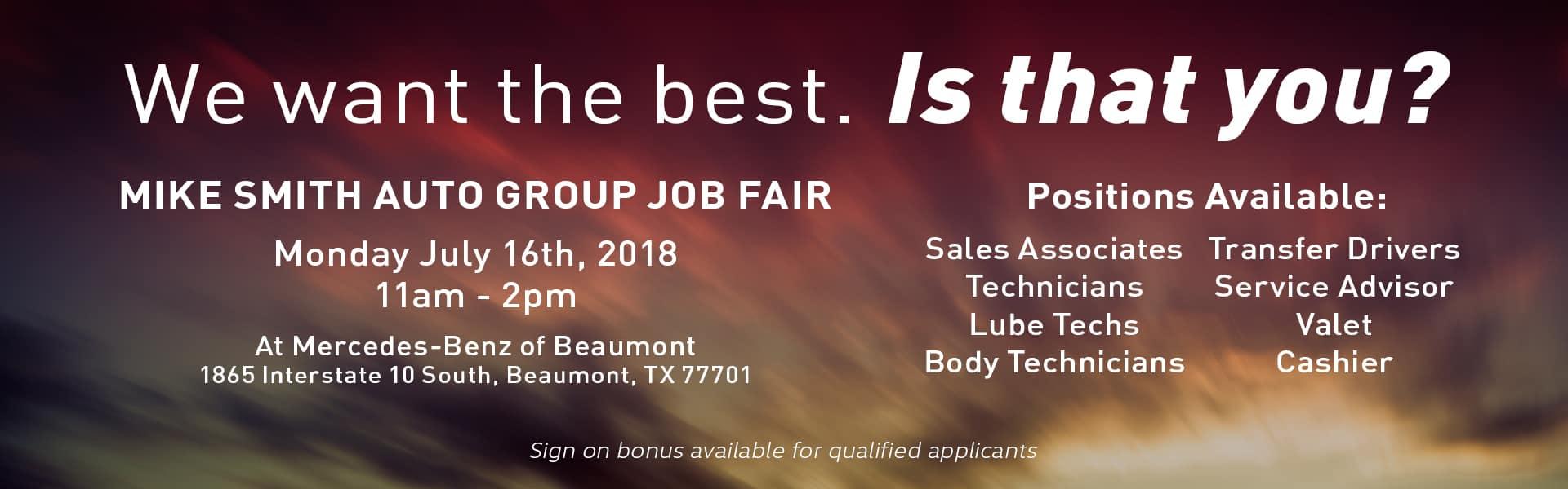beaumont-tx-job-fair