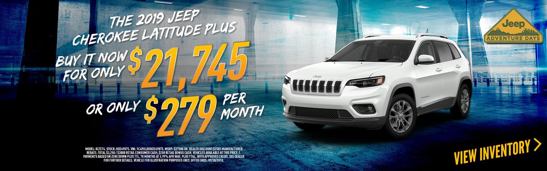 2019-jeep-cherokee-beaumont-tx-deals-near-me