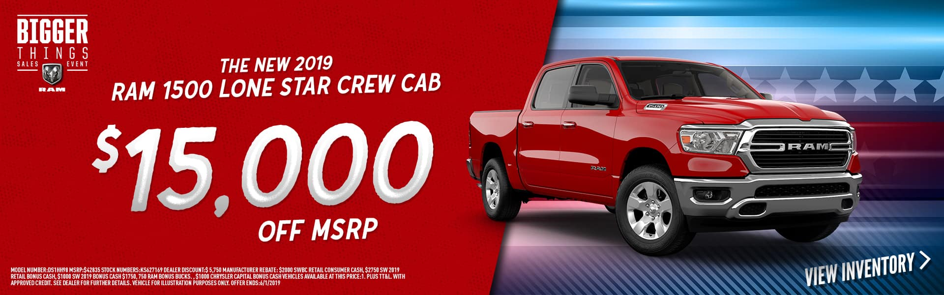lease-2019-ram-1500-lone-star-crew-cab-15000-off-msrp-beaumont