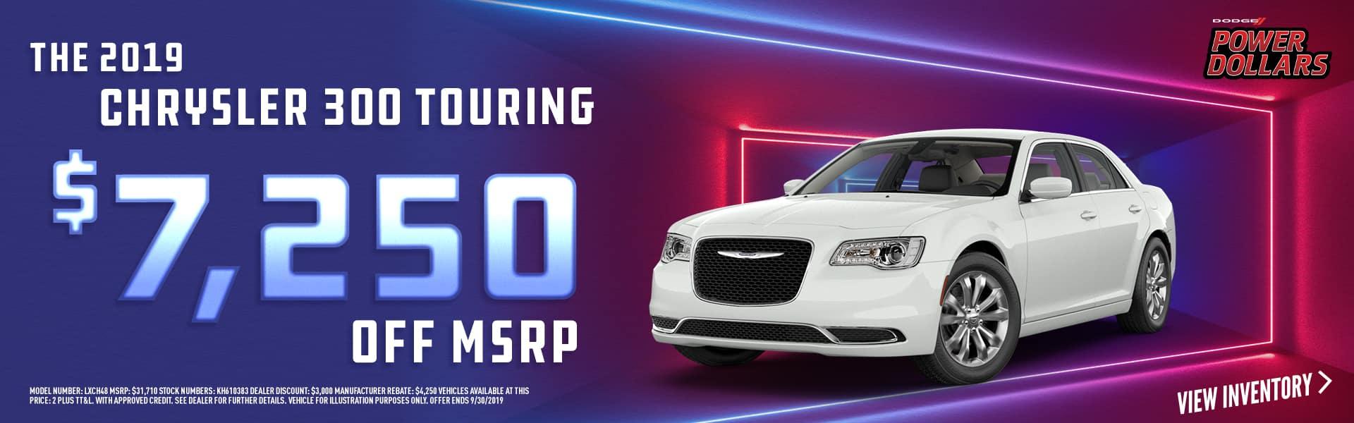 Mike_Smith_CJDR_Chrysler_300_Touring
