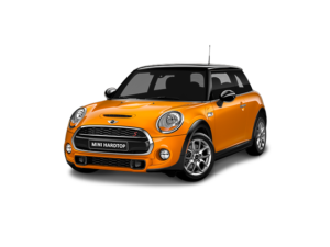 MINI Cooper S Hardtop 2 Door in Volcanic Orange