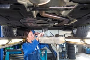 Oil Change Service in Annapolis
