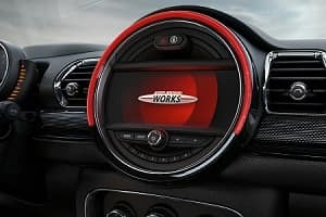 2018 MINI Cooper Clubman Interior