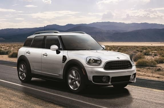 Lease a MINI Cooper Countryman Today