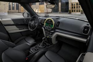2019 MINI Cooper S Countryman Interior Features