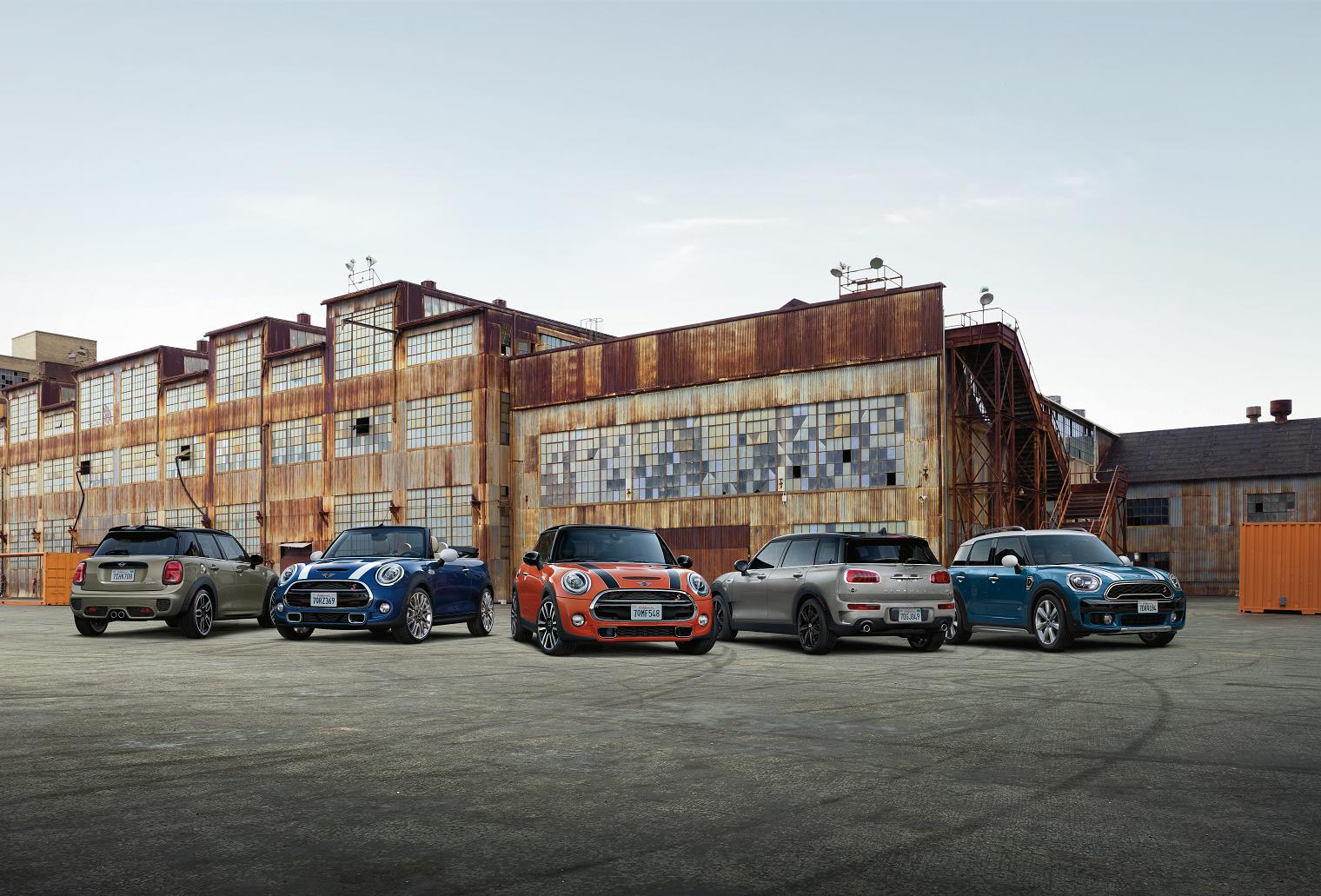 MINI Cooper Lease Deals