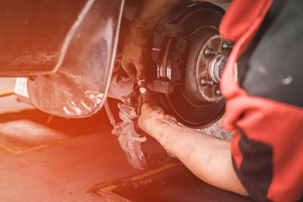 Brake Repair near Annapolis