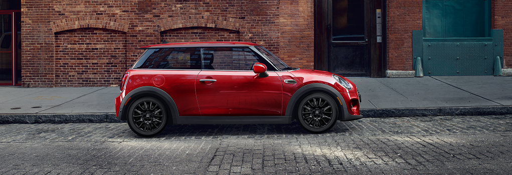 2019 MINI Cooper Hardtop 2 Door Blazing Red