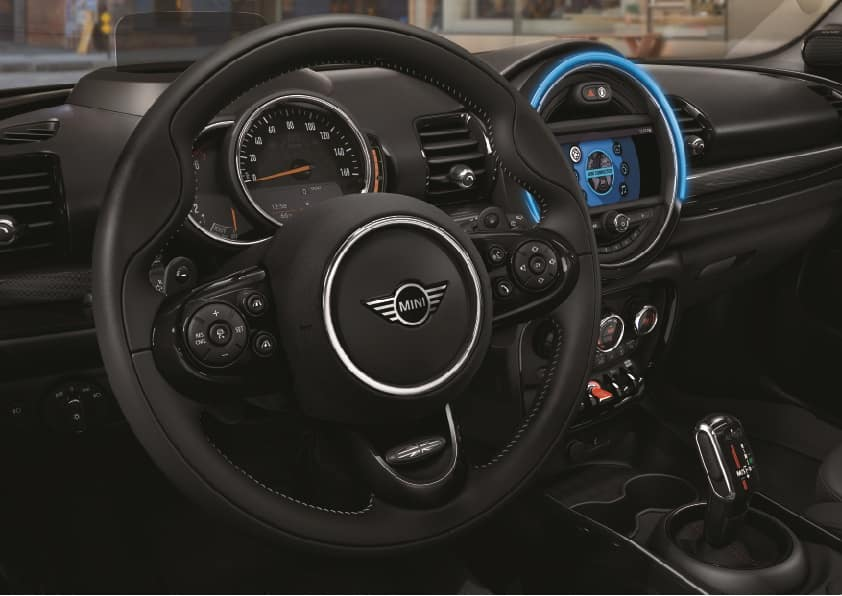 MINI Cooper Clubman Technology