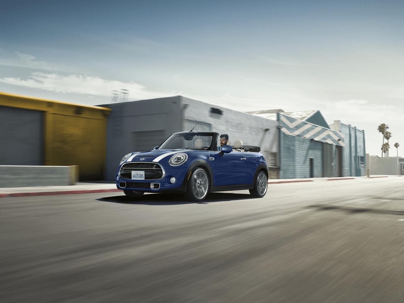 MINI Cooper Convertible Performance