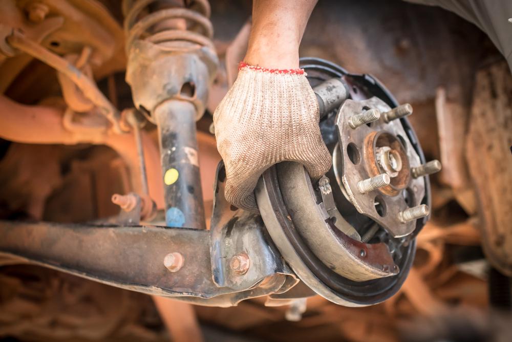 Repairing Brake Line