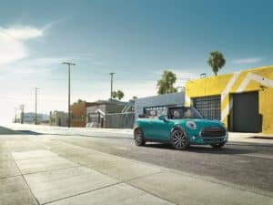 MINI Cooper Convertible Lease