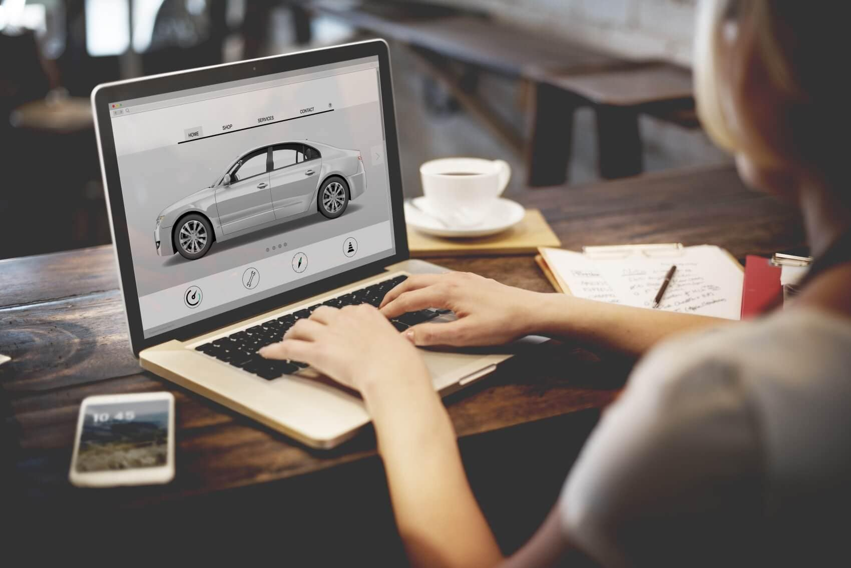 Sell Your Car Online MINI of Annapolis