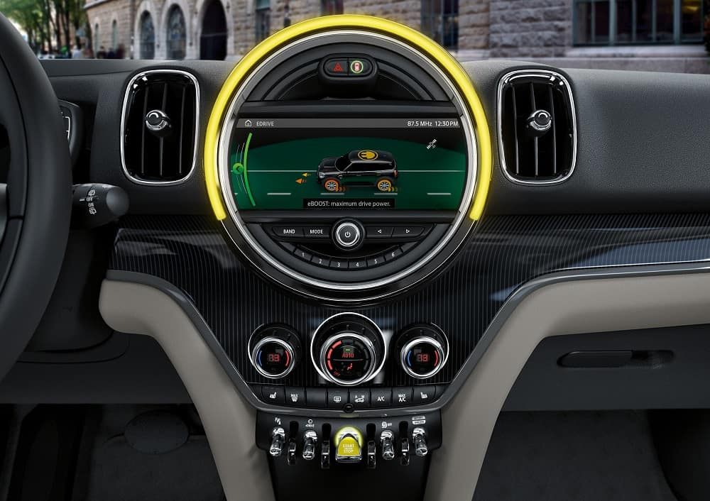 MINI Cooper Countryman Interior