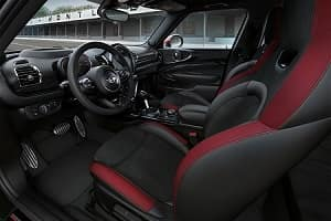 MINI Cooper vs VW Beetle: Interior Space
