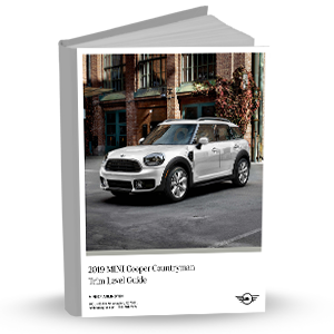 2019 MINI Cooper Countryman Trim Level Guide