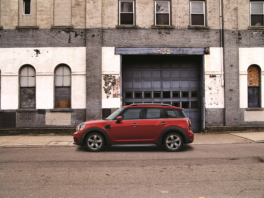 2019 MINI Countryman Exterior