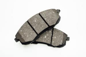 Brake pads at MINI Cooper Parts Center
