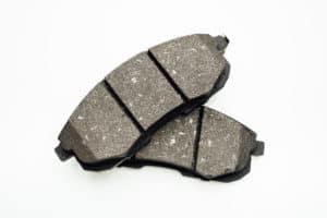 Brake pads at MINI Cooper Parts Center