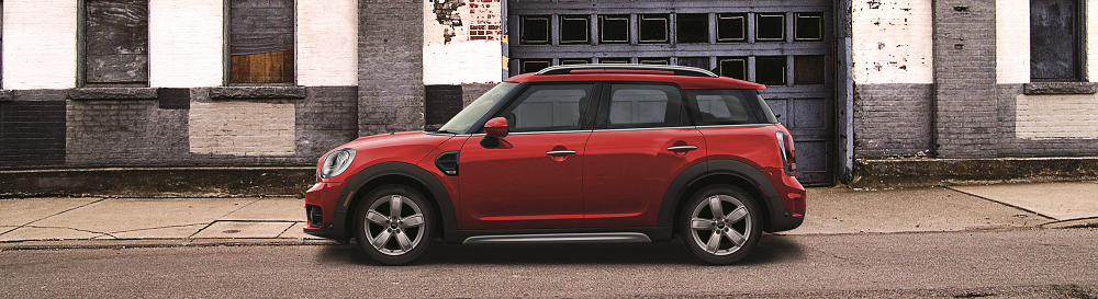 MINI Cooper Countryman Maintenance Schedule