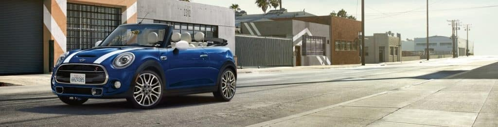 MINI Cooper Convertibles Lease Deals