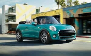 MINI Cooper Convertible Safety Rating