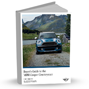 Buyer's Guide to the MINI Cooper Countryman