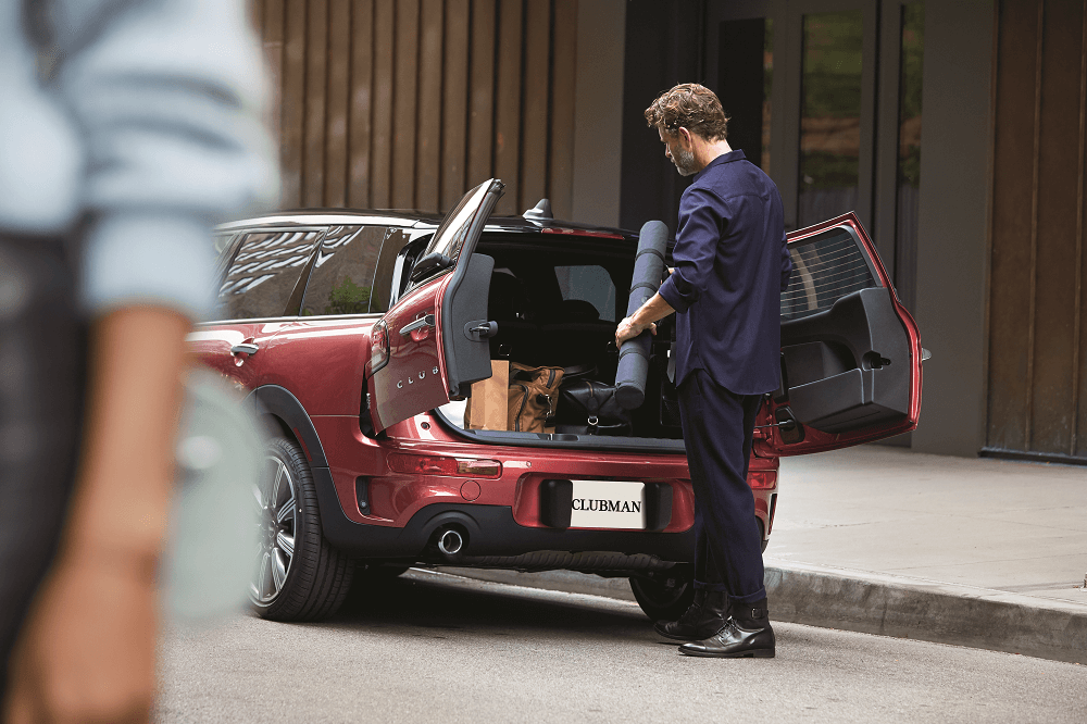 2020 MINI Cooper Clubman Cargo