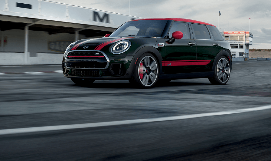 MINI Cooper Clubman Performance Specs