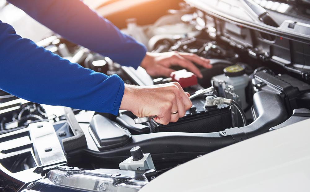 Vehicle Maintenance Service Center