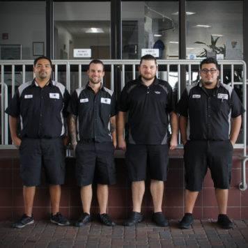 MINI Technicians