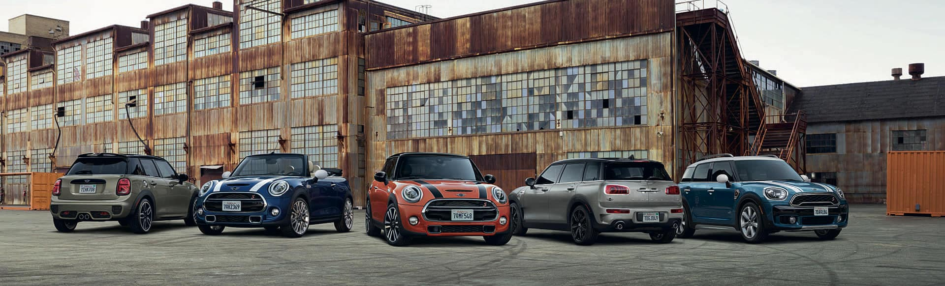 MINI Cooper Sports Car Leasing