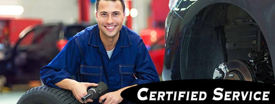 Mazda certified service near The Woodlands TX