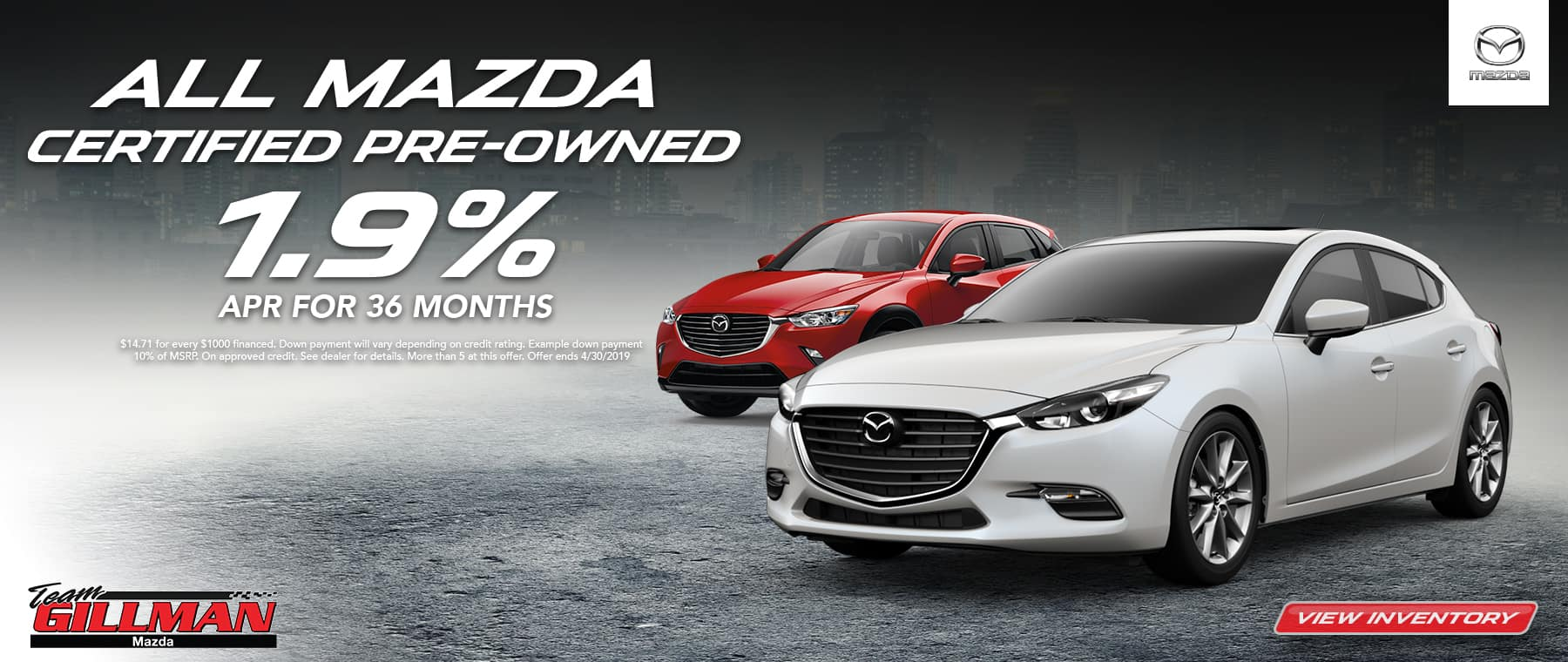 All-Mazda-Certified-Pre-Owned-1.9-Percent-APR-For-36-Months