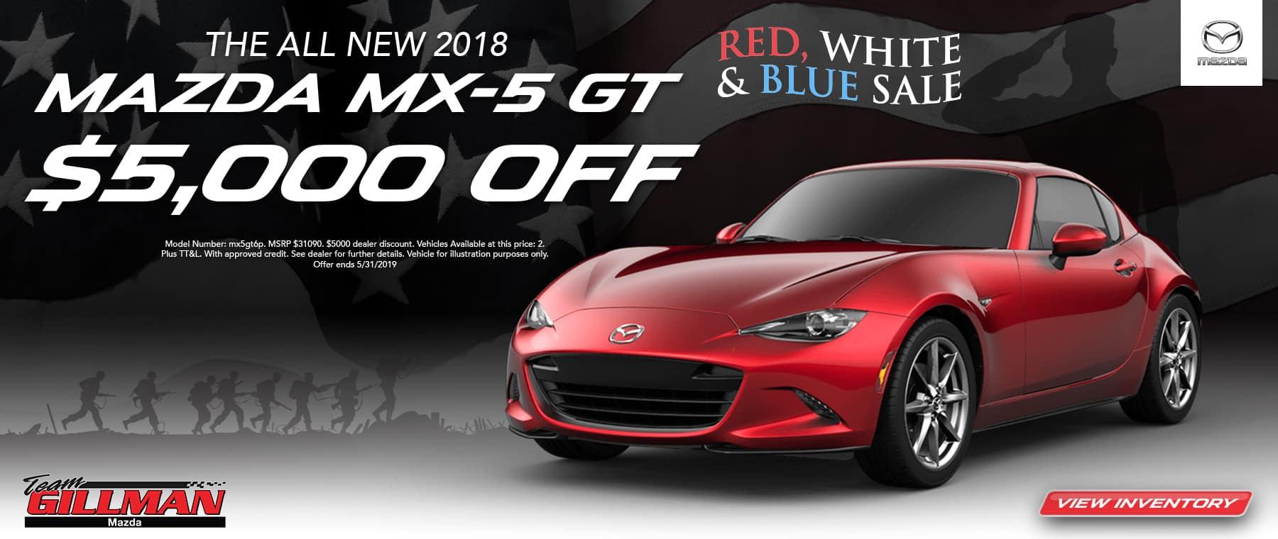 2018-Mazda-MX-5-GT