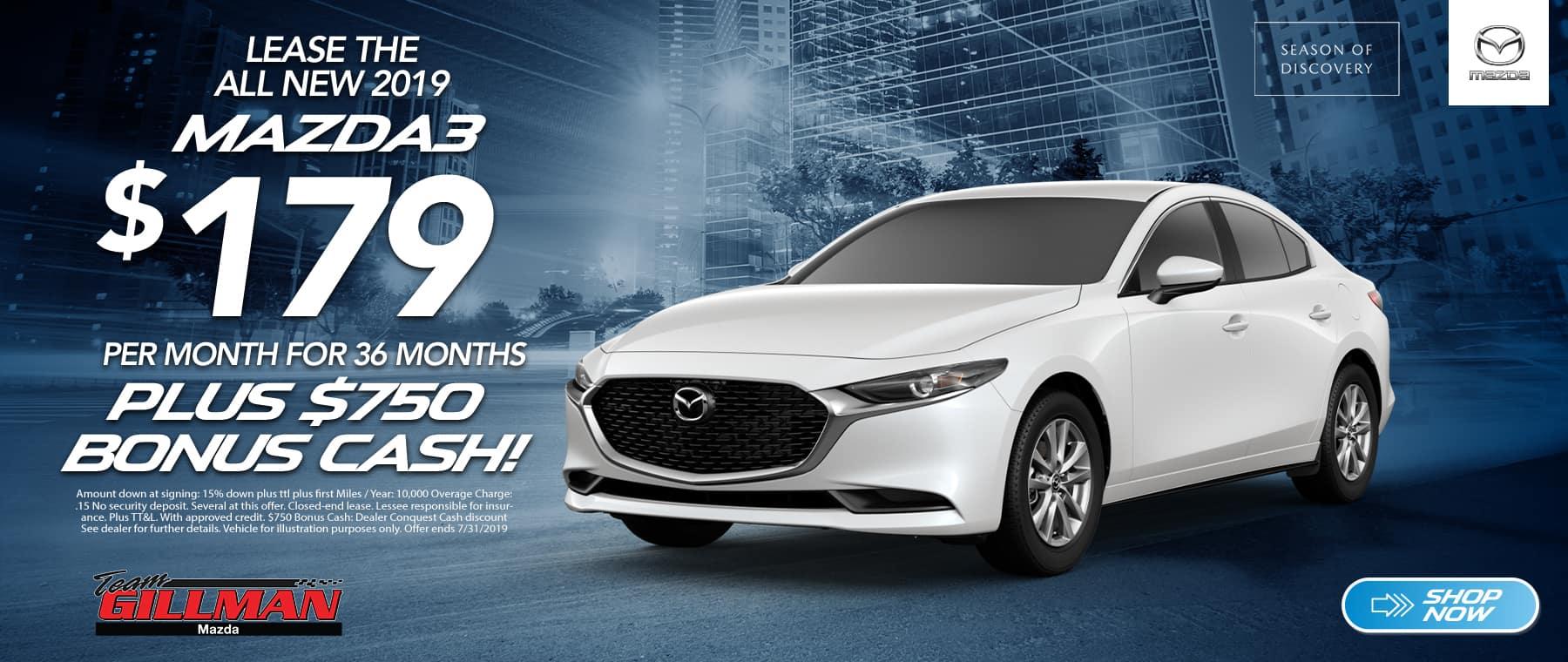 Car Lots In Houston >> Team Gillman Mazda North Houston Mazda Dealership Formerly Munday