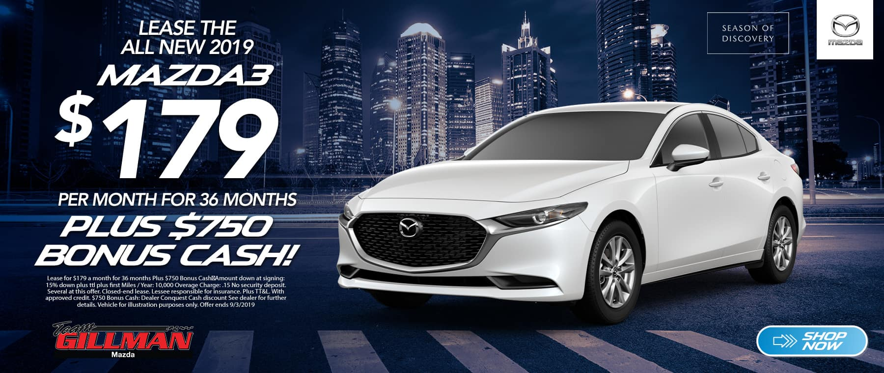 2019_Team_Gillman_Mazda_3_Lease_Offers