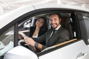 Car Dealership Test Drive
