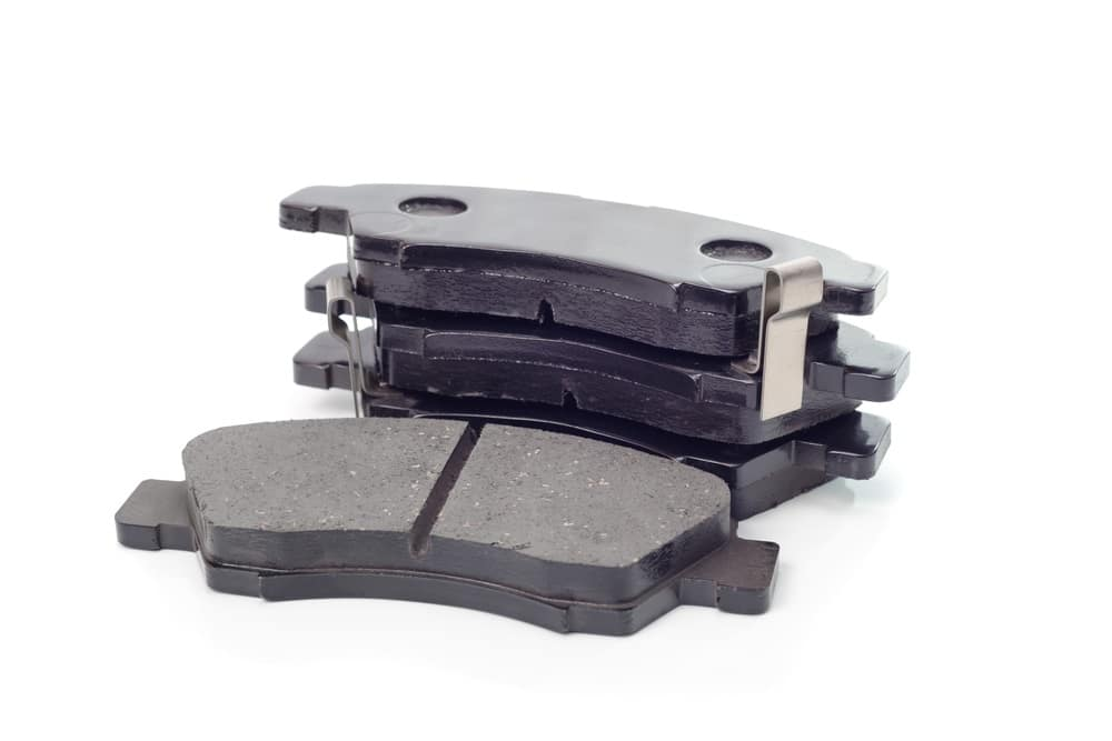 Brake Pad Replacement Parts