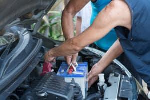 Adding Car Battery