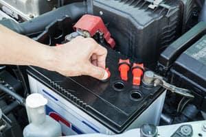 Testing Car Battery