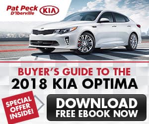 Buyer's Guide to the 2018 Kia Optima eBook CTA