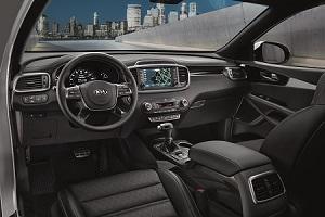 2019 Kia Sorento Interior Luxury