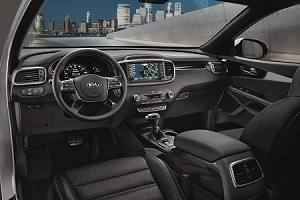 2019 Kia Sorento Interior Luxury