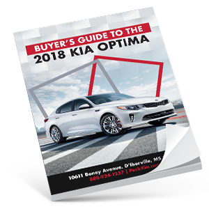 2018 Kia Optima Buyer's Guide eBoo Thumbnail