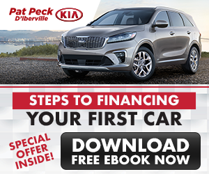 Steps to Financing Your First Car eBook CTA