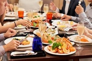 Decadent Seafood Options