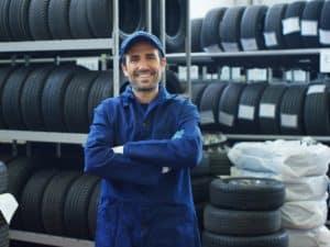 Tire Center in D'Iberville
