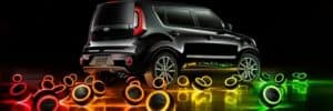 2018 Kia Soul in Shadow Black